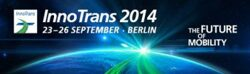 Carabelli Srl invites you to visit us at InnoTrans 2014 10th International Trade Fair for Transport Technology 23.09-26.09.2014